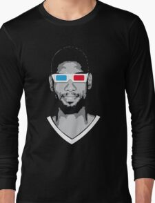 Tim 3D Long Sleeve T-Shirt