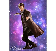 Eleven In Stars Photographic Print