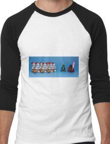 Christmas is coming Men's Baseball ¾ T-Shirt