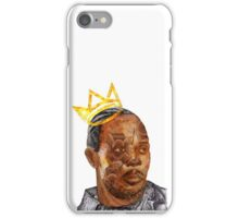 Omar The King iPhone Case/Skin