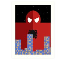 Spider-man Poster Art Print