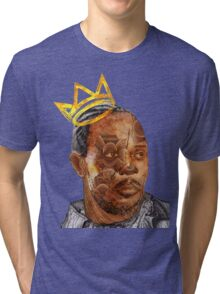 Omar The King Tri-blend T-Shirt