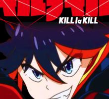 KILL LA KILL- MATOI   Sticker