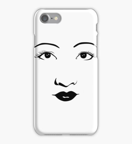 Old Hollywood - Anna May Wong iPhone Case/Skin