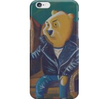 Smoking Winnie The Pooh iPhone Case/Skin