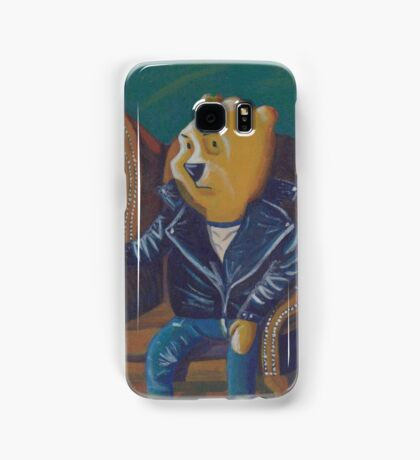 Smoking Winnie The Pooh Samsung Galaxy Case/Skin