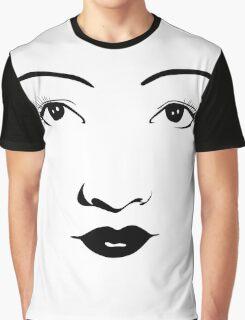 Old Hollywood - Anna May Wong Graphic T-Shirt