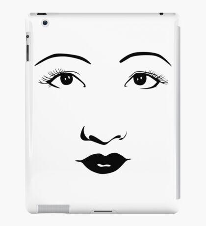 Old Hollywood - Anna May Wong iPad Case/Skin