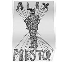 Alex Preston Poster
