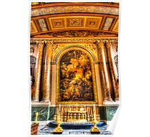 The Naval Chapel Greenwich London Poster