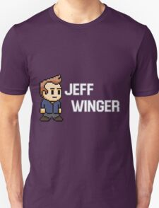 Jeff Winger - Community Unisex T-Shirt