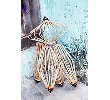 Lantern Frames, Hoi Ann, Vietnam Photographic Print