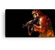 counter strike global offensive terrorist Canvas Print