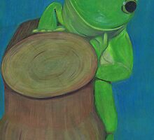 It's A Frog's Life by Brinjen