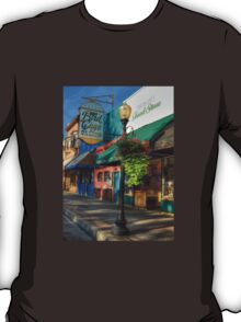 Historical Whiskey Row Prescott Arizona T-Shirt