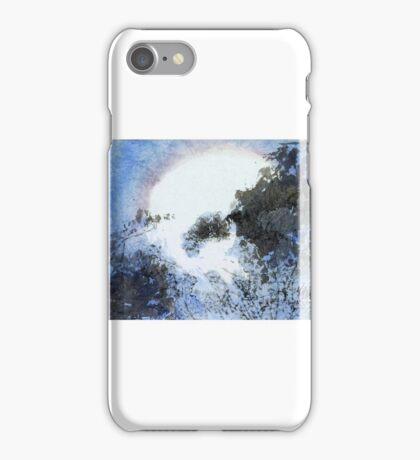 First Frost iPhone Case/Skin
