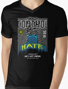 Post-Punk Bat: Control T-Shirt
