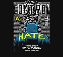 Post-Punk Bat: Control Unisex T-Shirt
