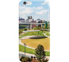 Nashville Park iPhone Case/Skin