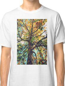 colourful tree Classic T-Shirt