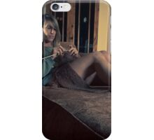 Never home iPhone Case/Skin