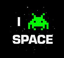 I heart Space by ihearteverythin