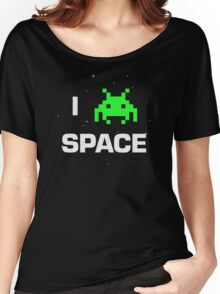 I heart Space Women's Relaxed Fit T-Shirt