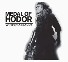 Medal of Hodor (Winter Assault) by Phosphorus Golden Design