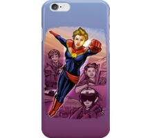Marvelous Captain iPhone Case/Skin
