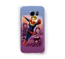 Marvelous Captain Samsung Galaxy Case/Skin