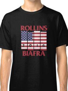 Rollins Biafra 2016 Classic T-Shirt