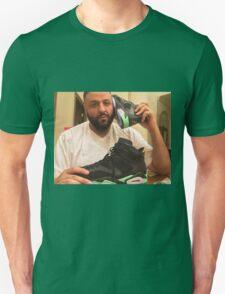 DJ Khaled Shoe Phone Unisex T-Shirt