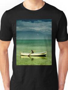 boat in egirdir lake Unisex T-Shirt