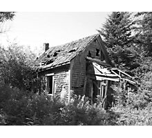 The Old Homestead Photographic Print