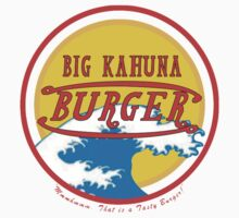 Big Kahuna Burger by JuggerNERD