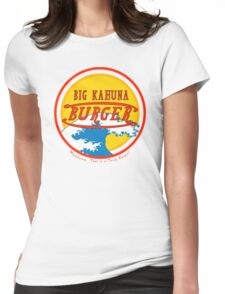 Big Kahuna Burger Womens Fitted T-Shirt