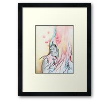 Light Dreamer Framed Print
