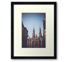 Magna Plaza - Amsterdam Framed Print