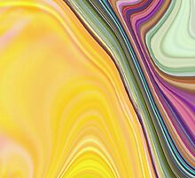 abstract soft colours by cusan