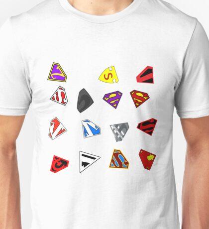 supermen Unisex T-Shirt