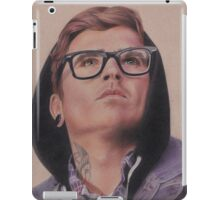 Joel Birch (The Amity Affliction) iPad Case/Skin