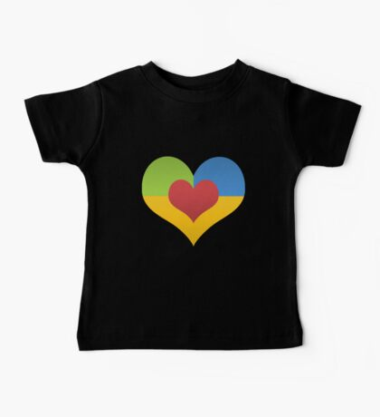Heart in a Box Baby Tee