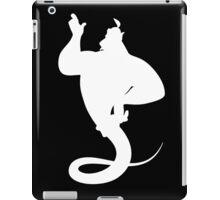 Genie White iPad Case/Skin