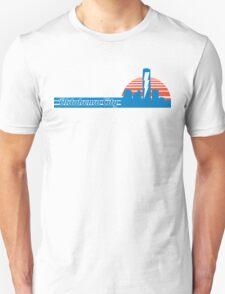 Vintage Oklahoma City Basketball Shirt T-Shirt
