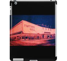 FESTIVAL HALL CIRCA 1940 iPad Case/Skin
