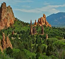 Garden Of The Gods by photopen4