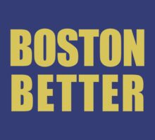 Boston Better by Paducah
