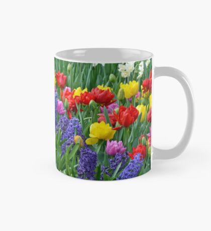 Colorful spring garden Mug
