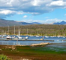 Boats Docked in Colorado by photopen4
