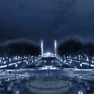 An Evening at the Capitol by Shelley Neff